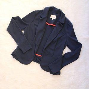 Maison Jules Medium Navy Blue Blazer